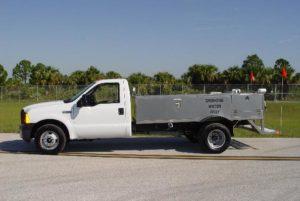WT700 Water Service Truck