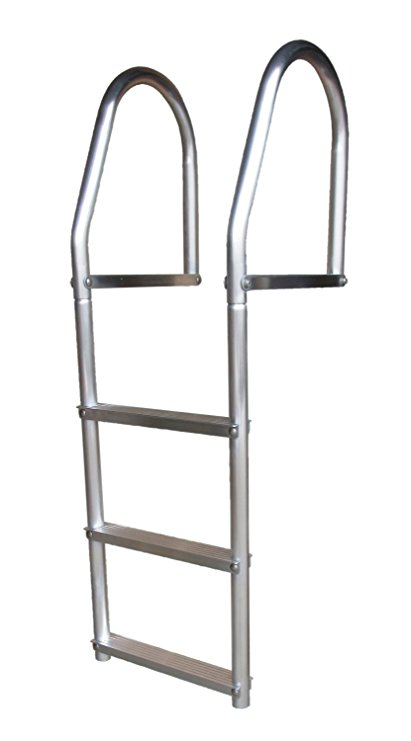 Welded Steel Dock Ladder