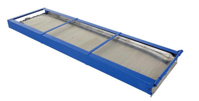 aluminum Truck Mounted Walk Ramps
