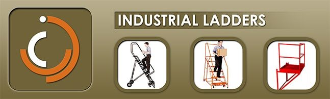 Ladders from Industrial Manlifts
