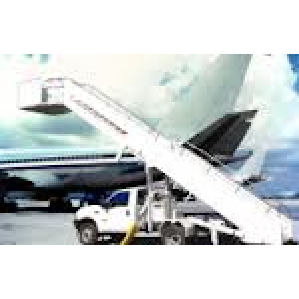 Aircraft Boarding Staircase