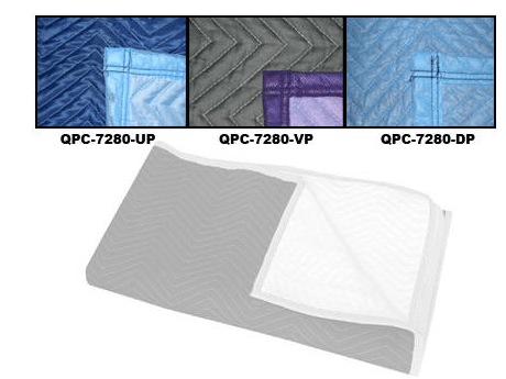 Quilted Moving Cushion Quailted Pads Protect Machinery