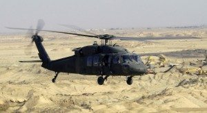 UH-60 Tail Rotor Work Platform – Model ME-1010