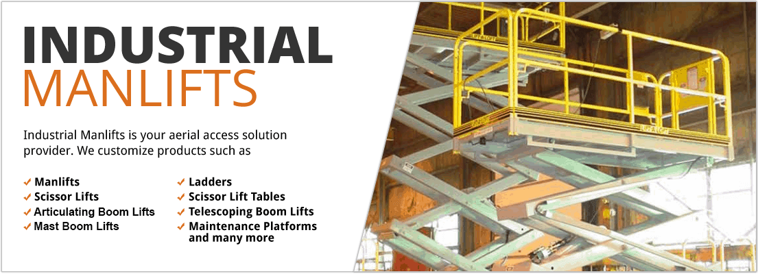 industrial man lifts custom access solutions